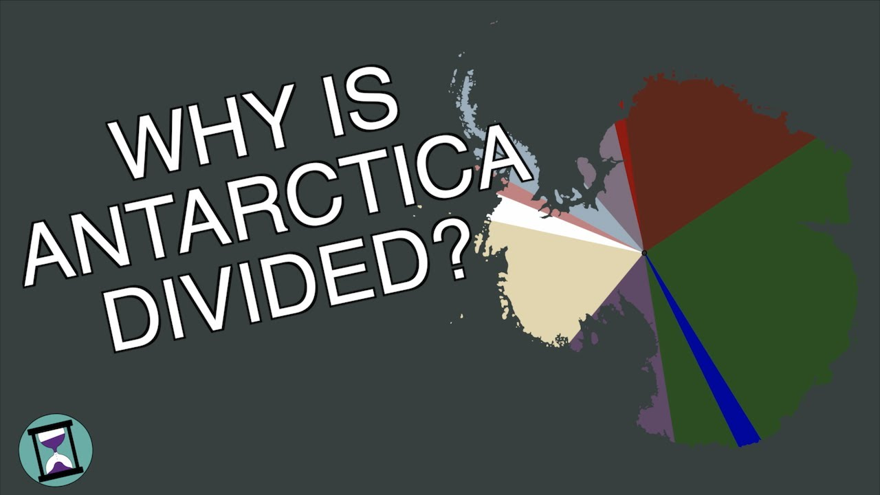 Why is Antarctica Divided? (Short Animated Documentary)