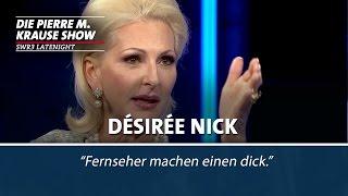 Désirée Nick und Pierre M. Krause: Mädchen unter sich