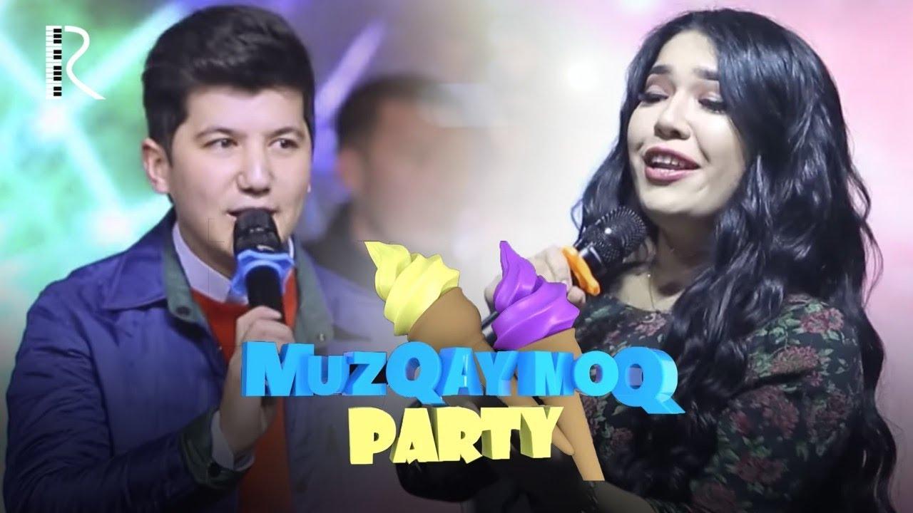 Muzqaymoq party - Anvar Sobirov jonli deb fonogramma kuylaganini bildirib qo'ydi