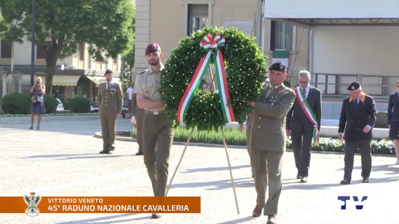 35° Raduno Nazionale Arma di Cavalleria - Alzabandiera