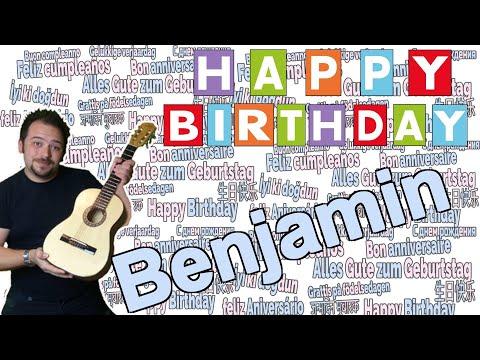 ❤️-geburtstagslied-für-benjamin--happy-birthday-benjamin--benjamin's-geburtstagssong