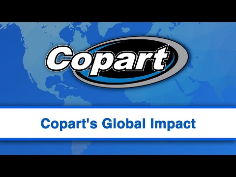 Copart's Global Impact