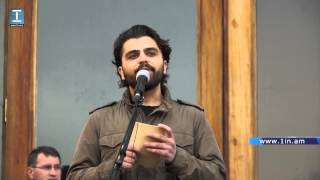 Այս մարդն այլևս իմ հայրը չէ. Կարին Հովհաննիսյան