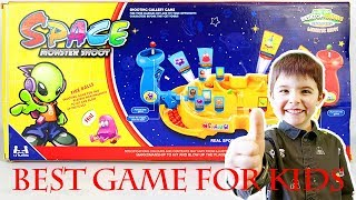 Game Toys for Kid || Space Monster Shoot- Video for Children
