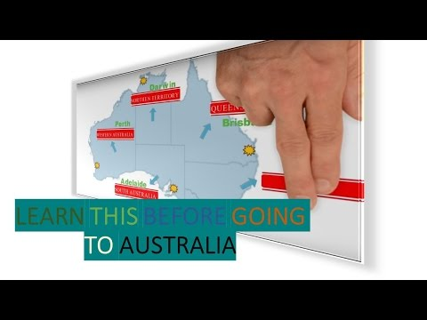 AUSTRALIA - easy learn