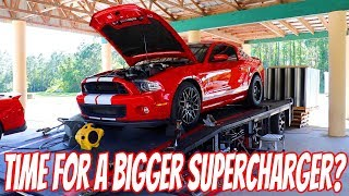 GT500 is SCREAMING on the Dyno! What will be Next? GT500 Build