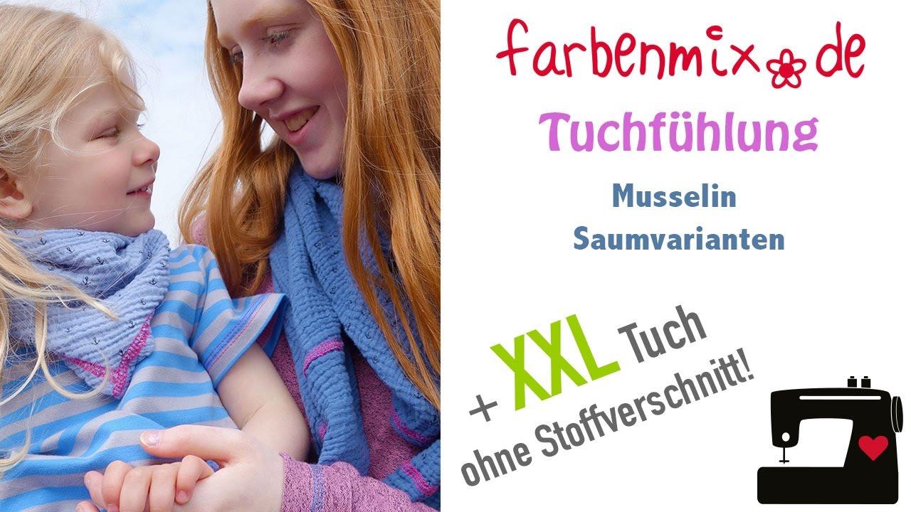 eaea24552d68e2 Halstuch - Farbenmix