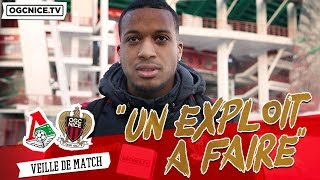 Alassane Plea avant Lokomotiv - Nice