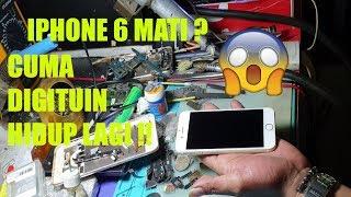 Cara Menghidupkan iPhone Tanpa Tombol Power.