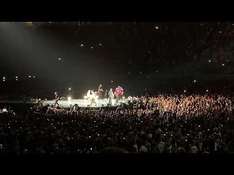 Sweet Virginia (acoustic) - The Rolling Stones - State Farm Stadium - Glendale AZ 08.26.2019