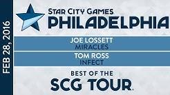 Best of the SCG Tour: Joe Lossett vs Tom Ross [Magic: The Gathering]