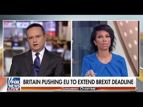 """Nile Gardiner: Britain Will """"Thrive and Prosper"""" Free from the European Union"""