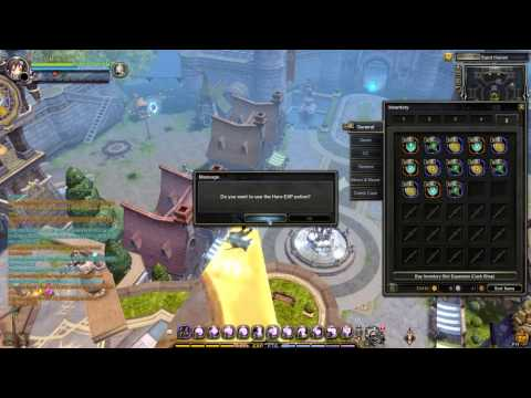 Dragon Nest SEA - Opening a Hundred Goddess Pouches