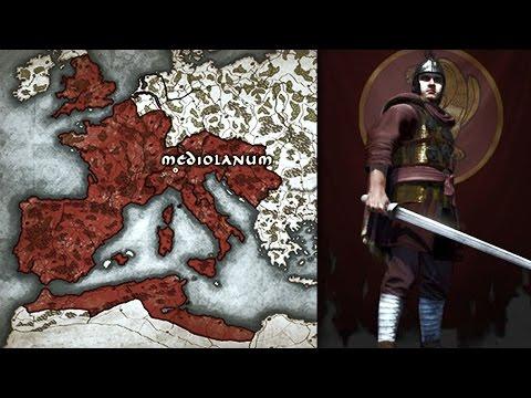Total War ATTILA Гунны прохождение с монтажом!!! [Завершено]