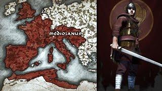 Total War: Attila Западная Римская Империя №1
