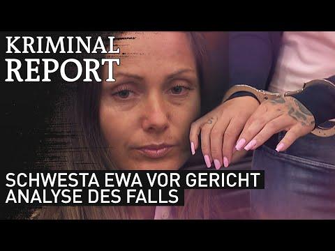 Schwesta Ewa vor dem Frankfurter Landgericht – eine Analyse des Falles   Kriminalreport