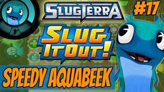 Slugterra Slug it Out! #17 - Speedy Aquabeek (Puzzle Combat iOS / Android)
