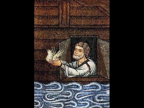 """о.Олег Стеняев: """"Убывание воды, по выходе из ковчега"""", Книга Бытие, гл.8"""