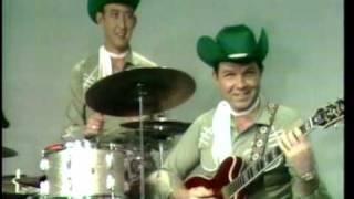 The Texas Troubadours --  Willie Nelson, Leon Rhodes