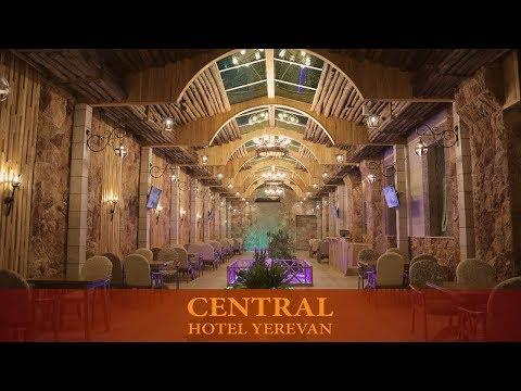 Central Hotel Yerevan - Commercial Ad  | Ցենտրալ Հոթել Երևան – գովազդային հոլովակ