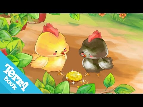 Hai chú gà con - [Không nên keo kiệt] -  Terrabook