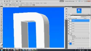Урок по фотошопу. 3D Логотип