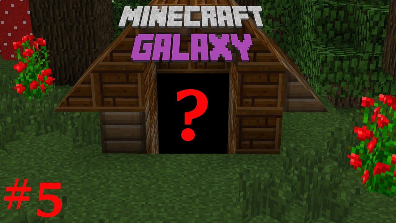 Das mysteriöse Labor?! Minecraft Galaxy #5