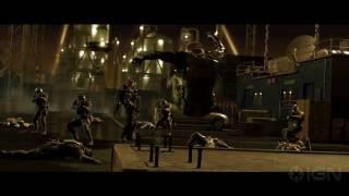 Deus Ex - Human Revolution трейлер ( русские субтитры )