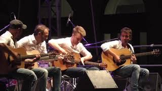 40 FINGERS Guitar 4tet * TRIESTE * ITALY *