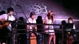 2011年8月18日に渋谷eggmanで行われた「Super Rina Band presents『ステ...