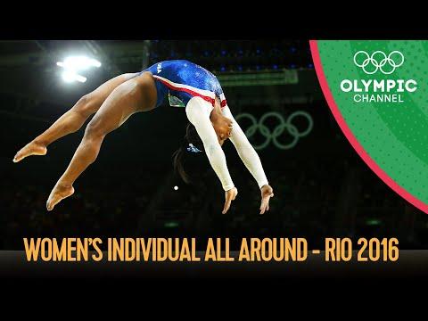 Women's Individual All Around Final - Artistic Gymnastics   Rio 2016 Replays