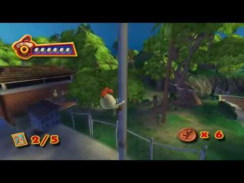 Dolphin Emulator 4.0.2 | Chicken Little [1080p HD] | Nintendo GameCube thumbnail