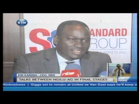 KTN,Uganda broadcast partner for news coverage in East Africa