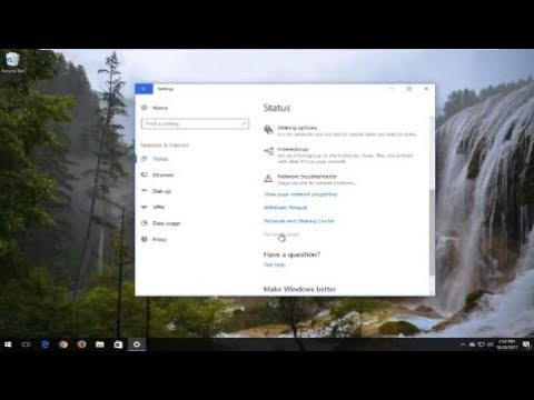 How to Fix Internet Connection Problem for Windows 10 Users