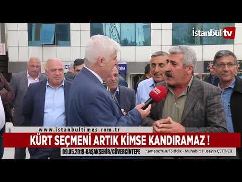 KÜRT SEÇMENİ ARTIK KİMSE KANDIRAMAZ !!!