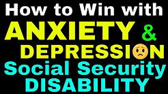 Depression, Anxiety and Social Security Disability: What Does it Take to Win in 2018 and Beyond?