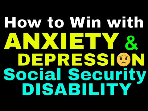 Depression, Anxiety and Social Security Disability: What Does it Take to Win in 2017?