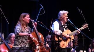 Linsey Aitken & Ken Campbell with SFSF- Departing Song/ La Regina De Piazza Angelio