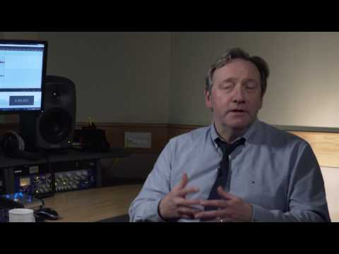 An interview with Neil Dudgeon, narrator of the Cherringham crime series