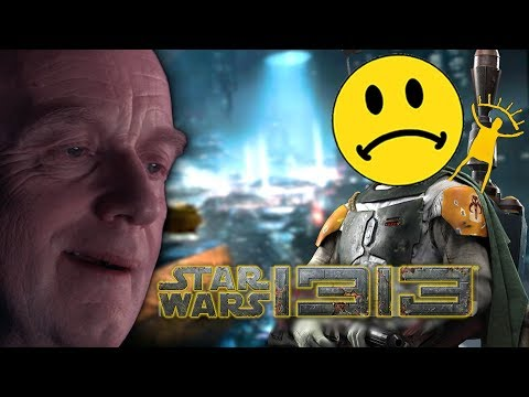 The Tragedy Of Star Wars 1313 & LucasArts