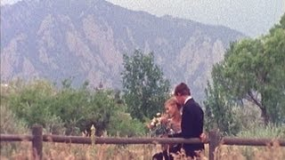 Boulder Wedding in Super 8