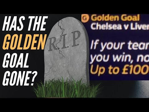 Matched Betting - Golden Goal Gone ??  Bet365 £50 In Play Gone??  ArbHunter.co.uk