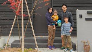 casa amare #01|三角窓が家族を見守るくつろぎの空間【casaの家 / casa films】
