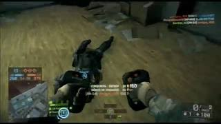 Battlefield 4- Gameplay AN-94 (PS3)