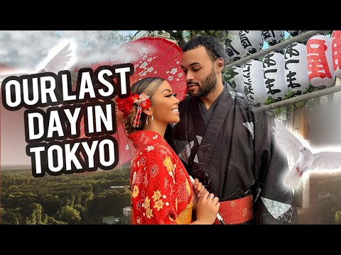 TOKYO TRIP 🇯🇵 OUR LAST DAY! thumbnail