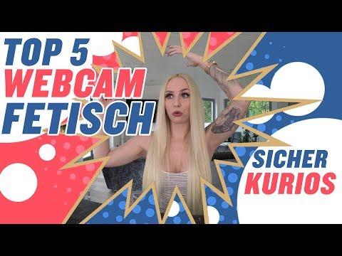 TOP 5 DER KURIOSESTEN FETISCHE AUS DER WEBCAM  | LUCY CAT