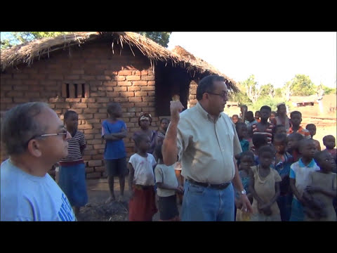 URGEM - Viagem a Africa Pr. Eliel Gomes da Silva  - Malawi  S.O.S AFRICA MINISTRY