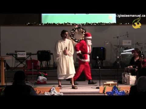 El verdadero significado de la Navidad (Drama navideño 2012)
