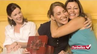 Gift Tax Irs Rules   Turbotax Tax Tip Video