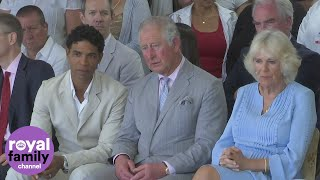 Prince Charles and Camilla enjoy ballet performance in Cuba thumbnail